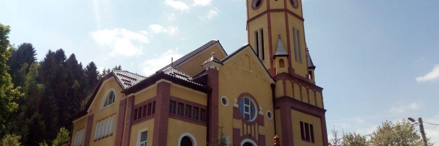 Lupény – református egyházközség
