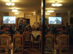 A baróti közönségtalálkozó