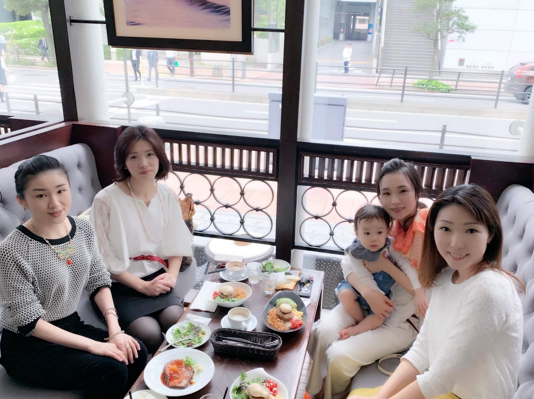 2019年4月度横浜女性起業家交流会
