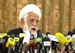 "Sheikh Mohsini Kandhari condemned international community for ""meddling"" in ""internal affaris"" of Afghanistan."