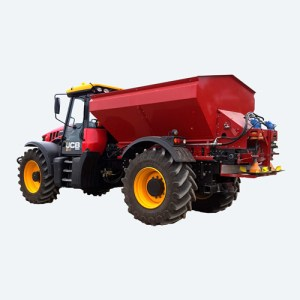 TFT Truck Mounted Fertiliser Spreader