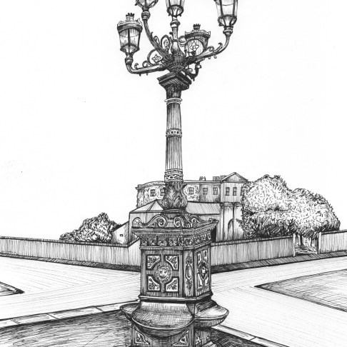Five Lamps, Dublin