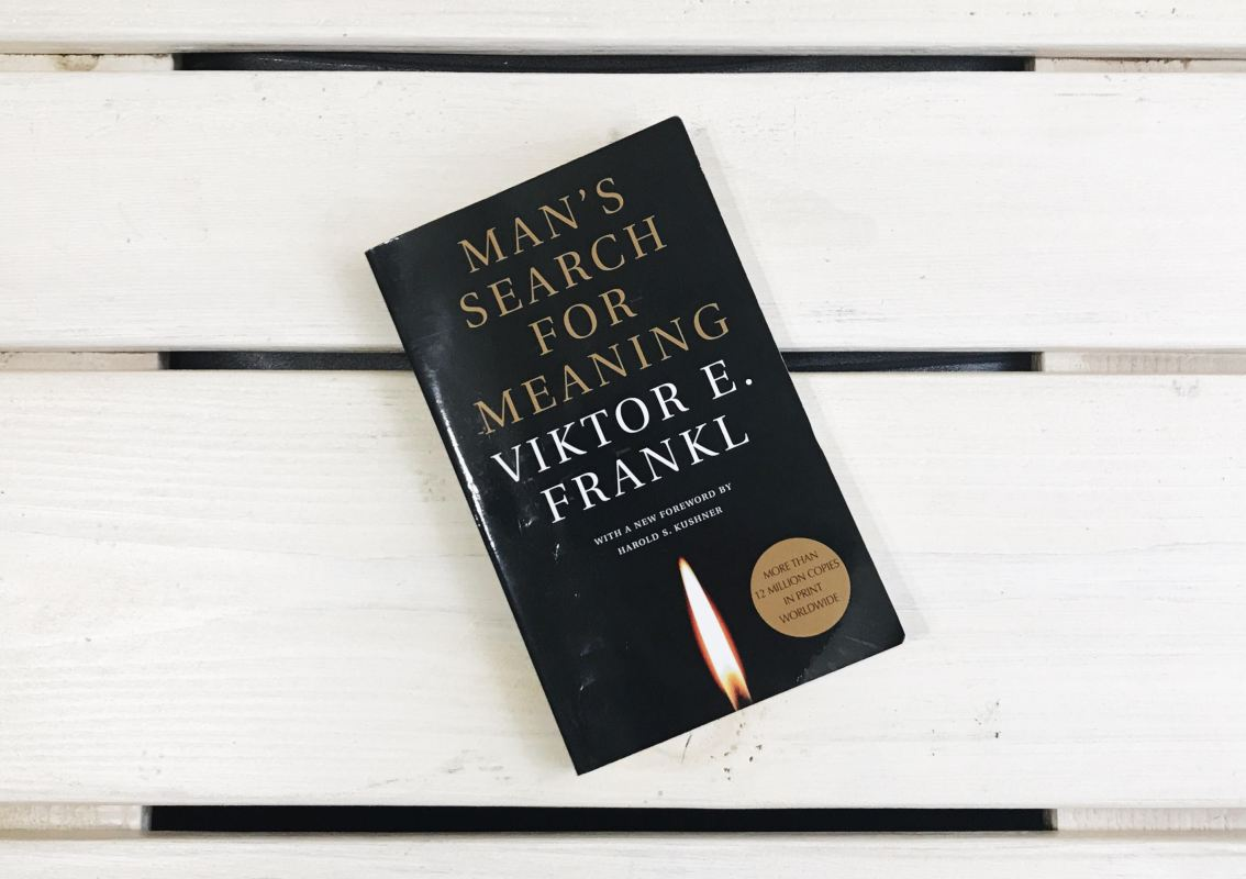 "Book Review: ""Man's Search for Meaning."""