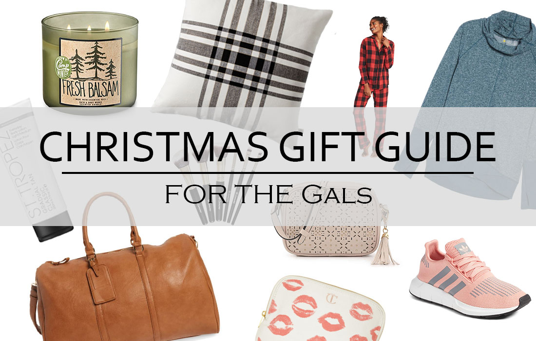Christmas gift guide for the gals