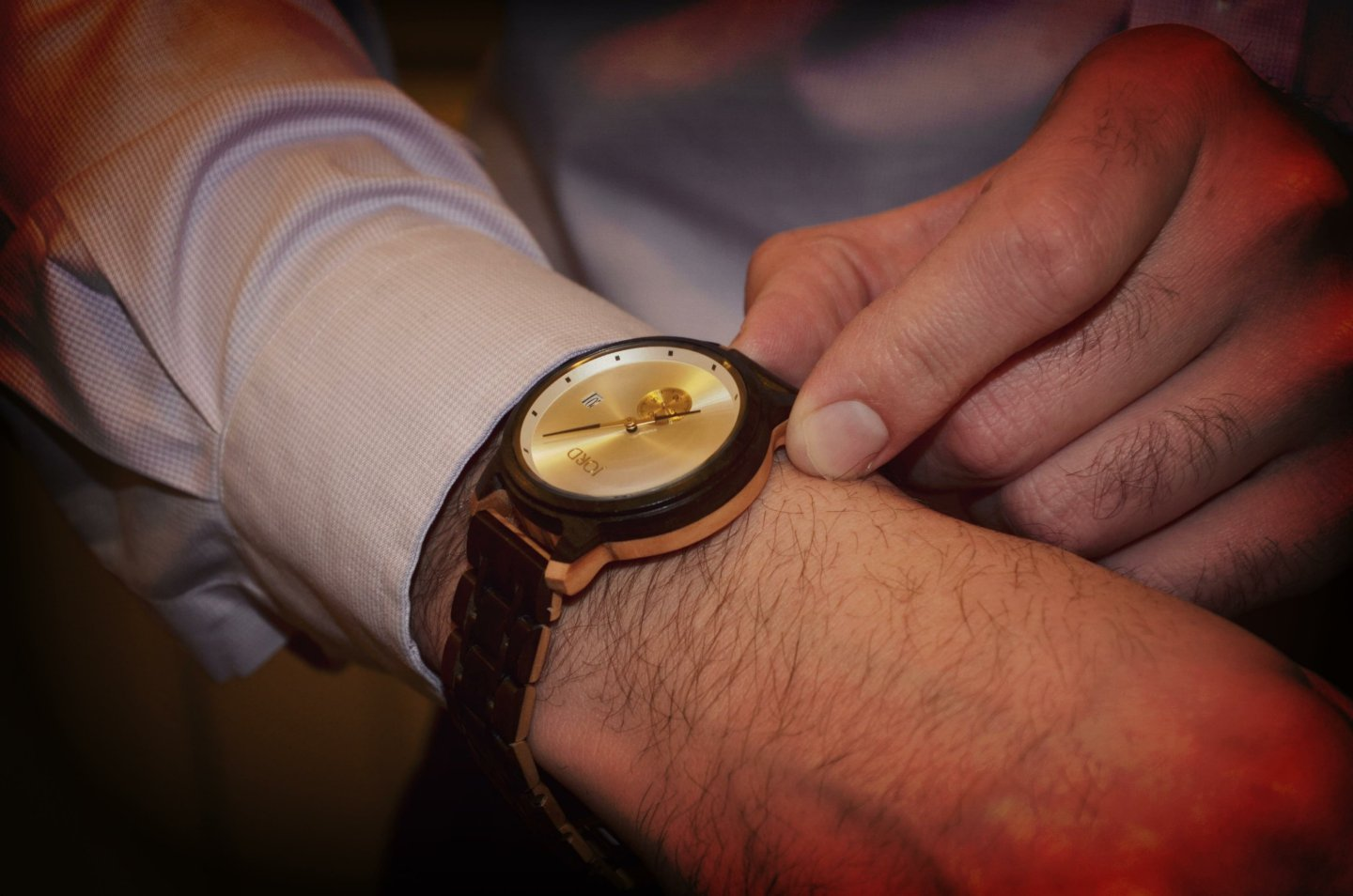 Valentine's Day – A Unique Minimalist Wooden Watch for Him + giveaway!