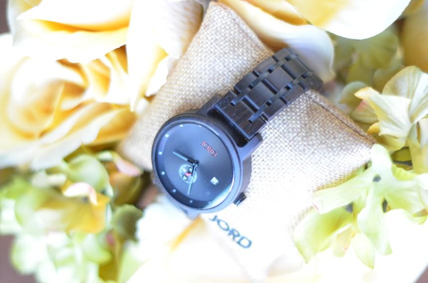 JORD: My husband's favorite wood watch & GIVEAWAY