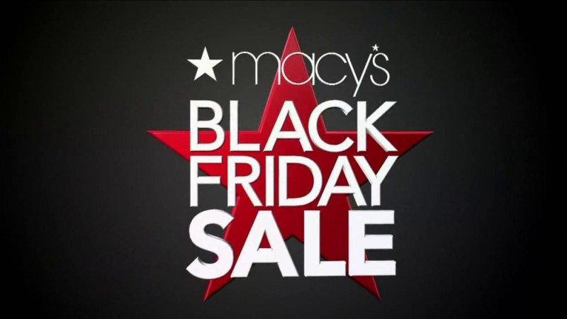 Get ready for Macy's Black Friday deals!