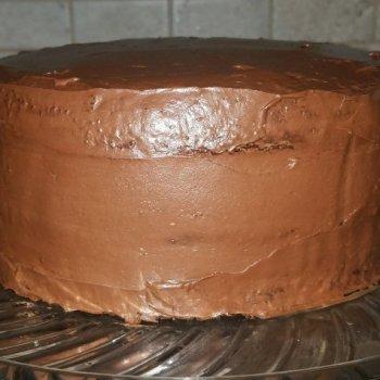 Portillo's [dupe] Chocolate Cake