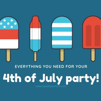 Everything you need for your 4th of July party