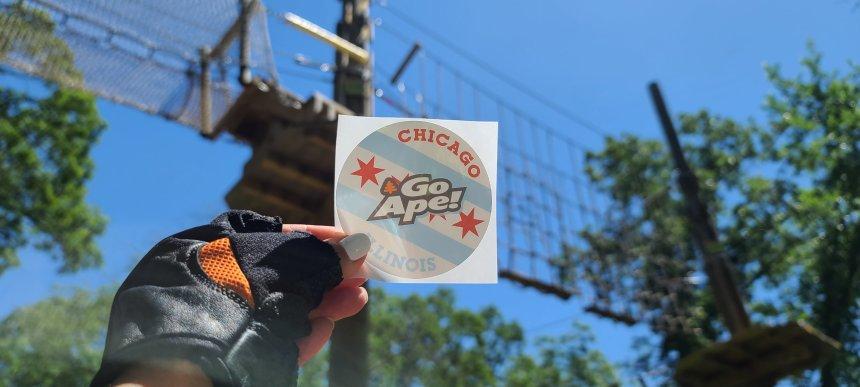 goape chicago hazeleyesmom.com