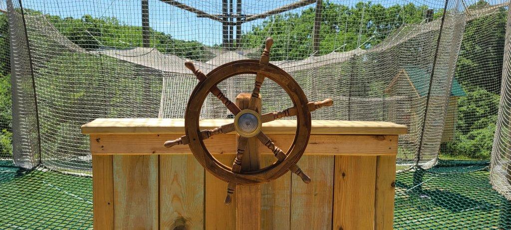 treehouse nets goape chicago hazeleyesmom.com
