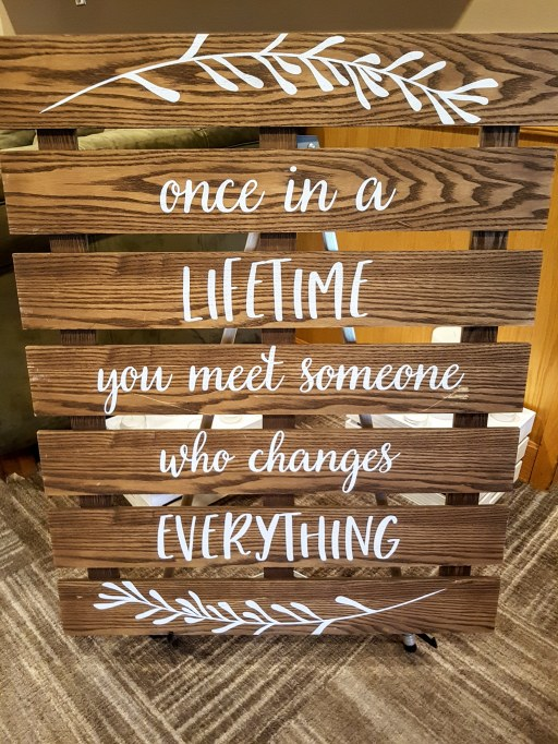 Hazelmere Wedding Sign (2)