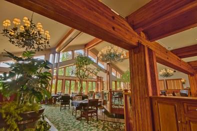 Hazelmere dining room angle
