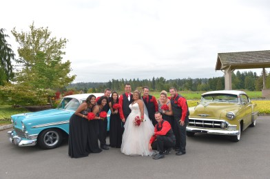 hazelmere wedding party