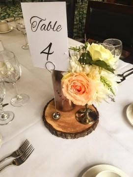 Hazelmere Garden Rose_Peach Wedding(1)