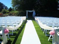 Hazelmere Lawn Ceremony