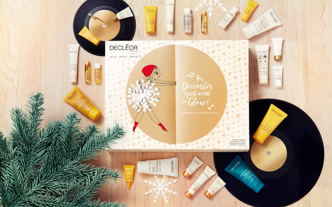 SOLD OUT – DECLEOR'S 2018 ADVENT CALENDARS