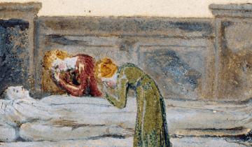 William Blake: Sevinçlerimi Arzularımı Dikenli Tellerle Bağlıyorlar