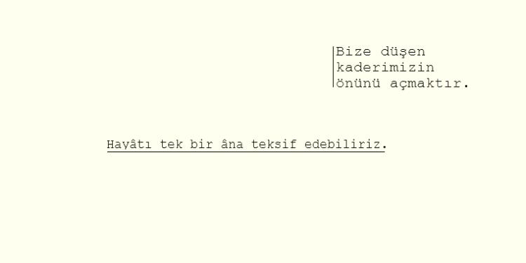 """""""Balkon Çıkmazı""""nda Muhtasar Atlansoy Târihi"""