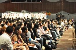 peserta yang hadir