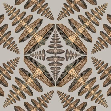 Elfenbeinturm // 100 x 100 cm // Echter Foto-Abzug unter Acrylglas