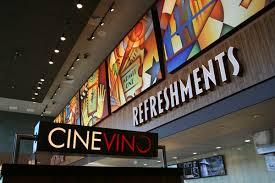 Cinemark Refreshments