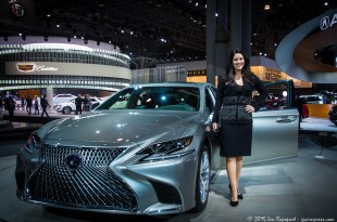 New York International Auto Show In Photos and Videos