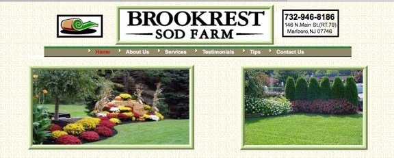 Brookrest Sod Farm