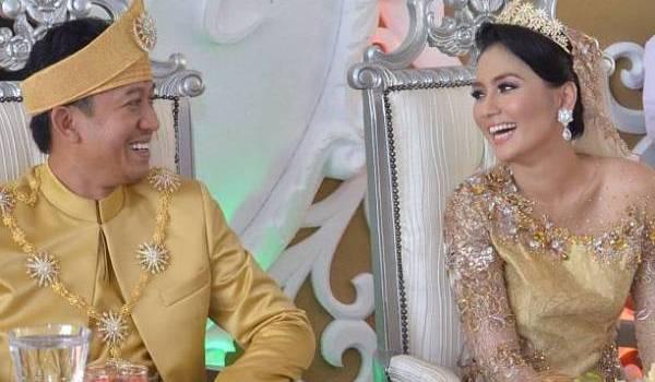 Perkahwinan Fasha Sandha Di Perlis 1