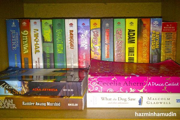 Novel Ramlee Awang Murshid