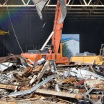 Demolition Exterior Building