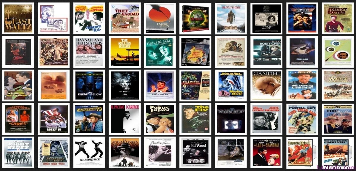 100 películas que hay que ver antes de morir