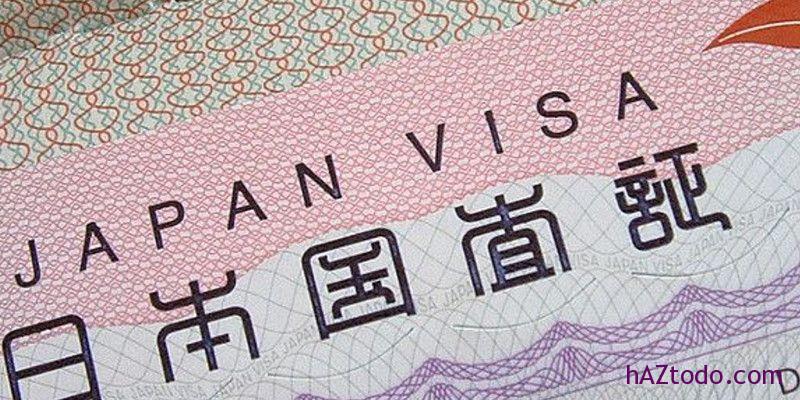 Cómo obtener Visa para Japón, para Tokyo 2020