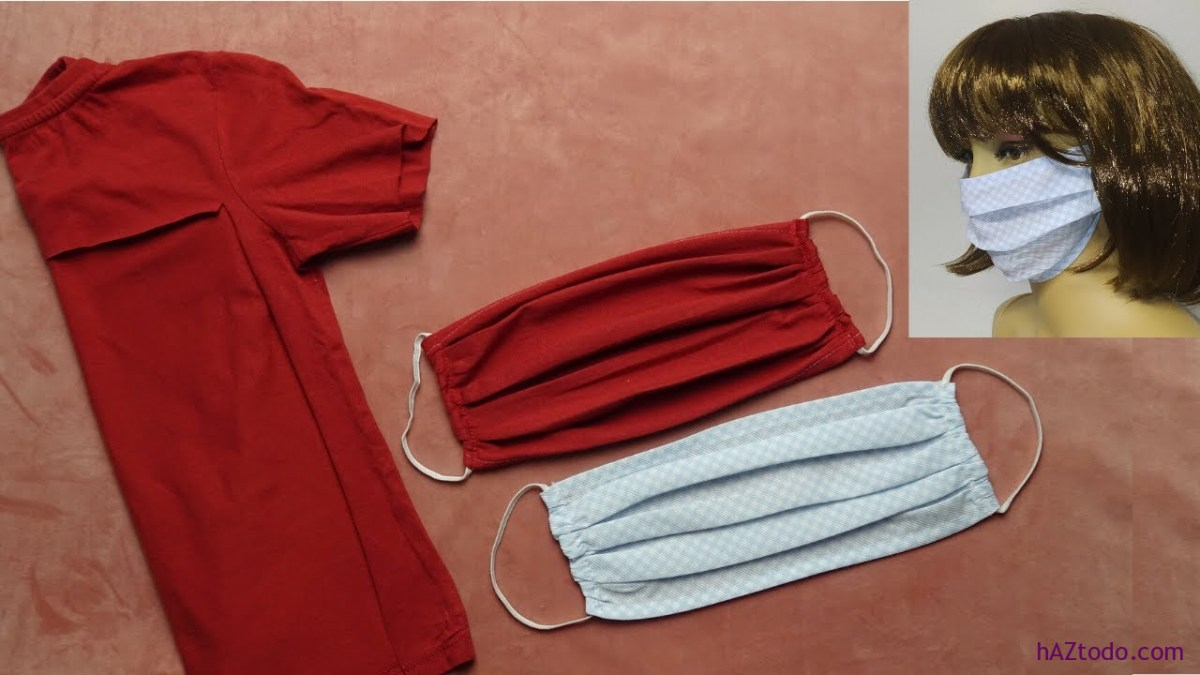 Uso de cubiertas de tela para la cara para ayudar a desacelerar la propagación del COVID-19