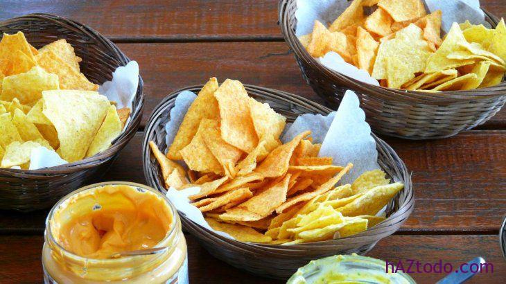 Cómo hacer Doritos caseros de manera fácil y rápida