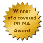 winner of a coveted PRIMA ward