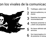 6 Claves para reconocer a un conferencista pirata
