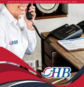 Contacto HB Agencias Aduanales