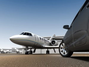 Demand for private jet luxury takes off