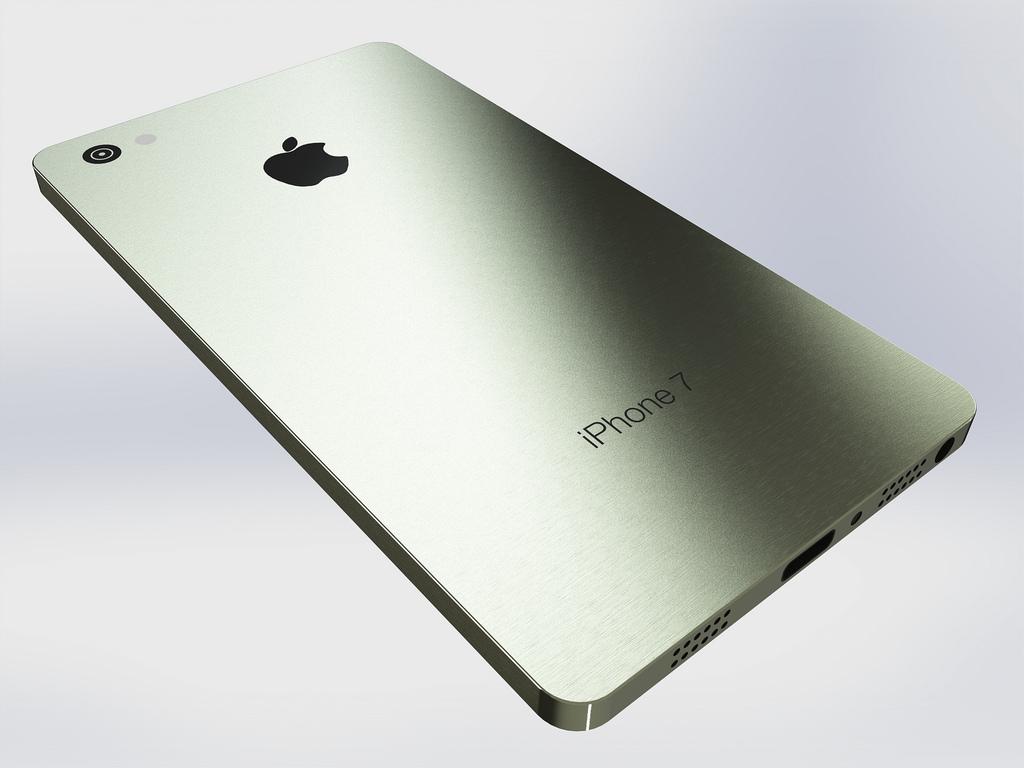 iPhone 7 smartphone market