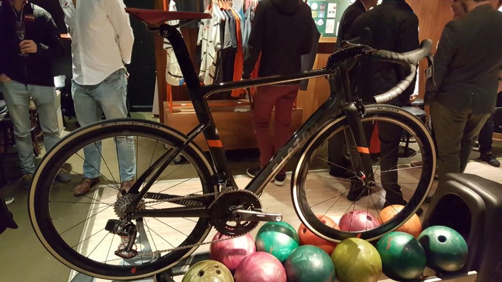 Factor Bikes new 2017 World Tour bike for AG2R La Mondiale