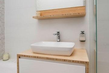 Small Bathroom Design | Helen Baumann Design