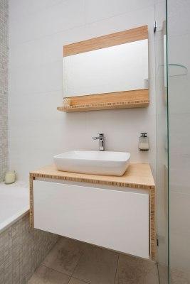 Small Bathroom Design   Helen Baumann Design