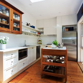 Avalon Kitchen Renovation | Helen Baumann Design