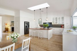 Hamptons Style Kitchen | Helen Baumann Design
