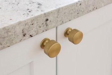 Armac Martin Sparkbrook Knob compliments Hampton Kitchen Design   HB Design