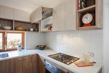 Bi-fold Cupboards | Helen Baumann Design