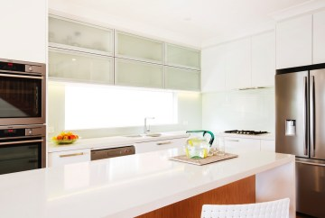 Comtemporary Kitchen Design | Helen Baumann Design