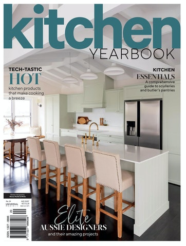 Kitchen Yearbook Issue 24, 2020