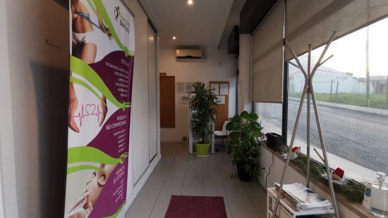 Receção Heath Beauty Clinic